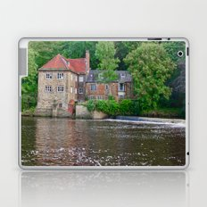 Fulling Mill House at Durham Laptop & iPad Skin
