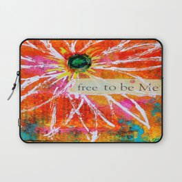 Free to Be ME Laptop Sleeve