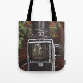 Crisp Finder Tote Bag