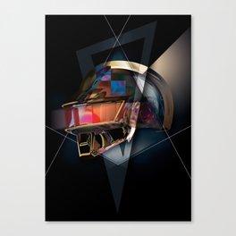 "Daft ""Thomas"" Punk Canvas Print"