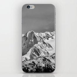 Mountain Glacier Two iPhone Skin
