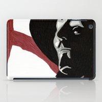 vendetta iPad Cases featuring V For Vendetta by Paxelart