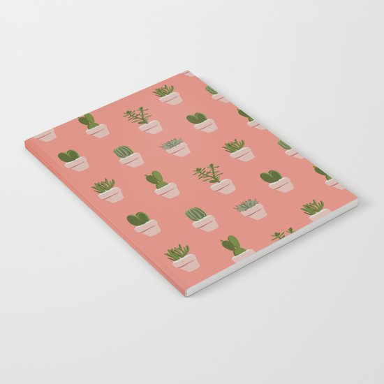 Cacti & Succulents Notebook