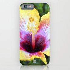 Hibiscus I Slim Case iPhone 6s