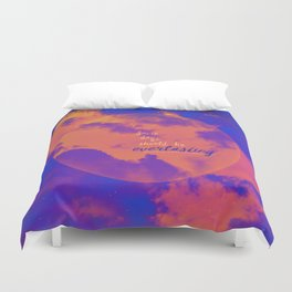Some days should be everlasting by #Bizzartino Duvet Cover
