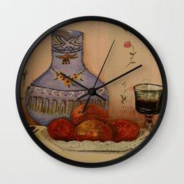 Antique Pitcher Wall Clock