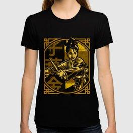 Golden Swallow - Gold (Tall) T-shirt