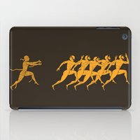 greece iPad Cases featuring Ancient Greece by ispman