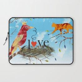 Finding Love Laptop Sleeve