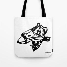 Polar Bear Design 2 Tote Bag