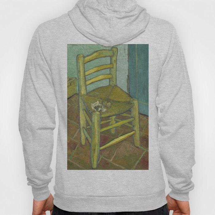 Van Gogh's Chair Hoody