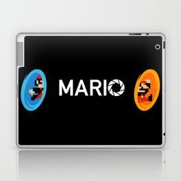 Super Mario Laboratories  Laptop & iPad Skin