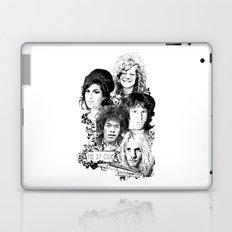 The 27 Club Laptop & iPad Skin