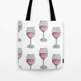 Wine Watercolor. Tote Bag