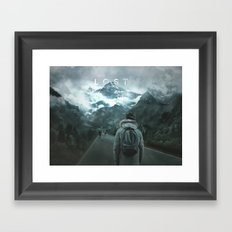 L\\ST Framed Art Print
