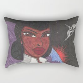 Stellar Queen Rectangular Pillow