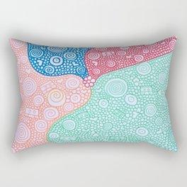 Analog Rectangular Pillow
