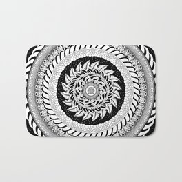 St Peters Night Sky Bath Mat