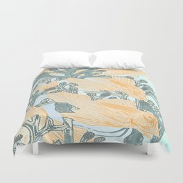 Crazy not to follow Duvet Cover