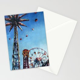 Spinning in the Sky Stationery Cards