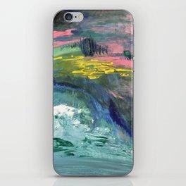 Wave Soul iPhone Skin
