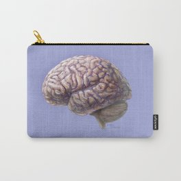 Brain and Vein Carry-All Pouch