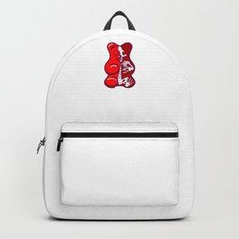 Red Gummy Bear Backpack
