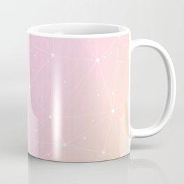 Rainbow Watercolor Astronomy Coffee Mug