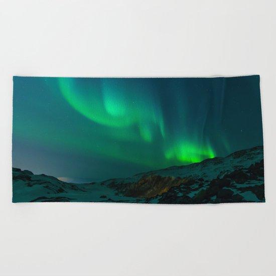 Aurora II Beach Towel