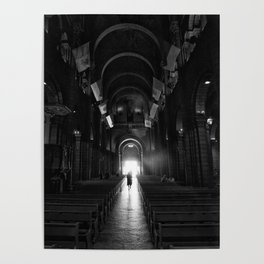 Cathedrale De Monaco - Saint Nicholas Cathedral I Poster