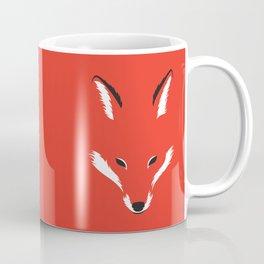 Foxy Shape Coffee Mug