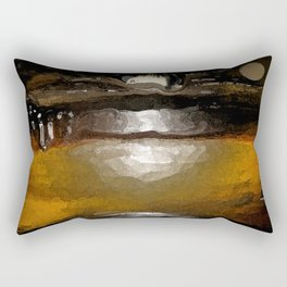 BEYOND THE FIFTH DIMENSION Rectangular Pillow