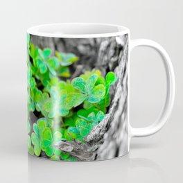 Clover Cluster Coffee Mug