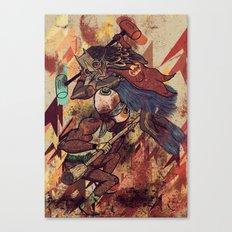 Pancanacerta Canvas Print