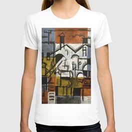 Joaquin Torres Garcia Constructive Painting V T-shirt