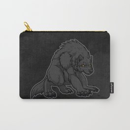 Crouching Werewolf Carry-All Pouch