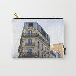 Living in Paris Carry-All Pouch