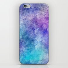 Frozen Leaves 12 iPhone & iPod Skin