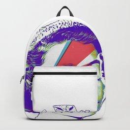 Queen Elizabeth / Aladdin Sane Backpack