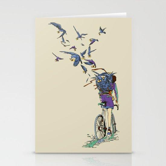 TweetJourney Stationery Cards