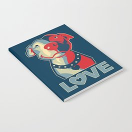 Pitbull - Love Notebook
