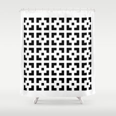 moderan v.7 Shower Curtain