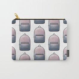 Heard You Like Backpacks Carry-All Pouch