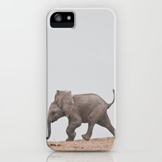 Baby Elephant iPhone (5, 5s) Slim Case