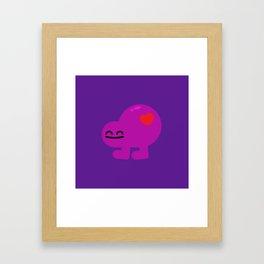 Junky Trunky Framed Art Print