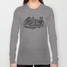 New Town New Long Sleeve T-shirt