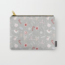 It's Christmas Time 4 Carry-All Pouch