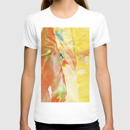 Abstraction - Sunny - by LiliFlore T-shirt