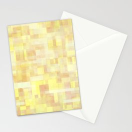 yellow mellow Stationery Cards