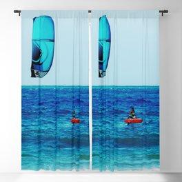 Kitesurfing Blackout Curtain